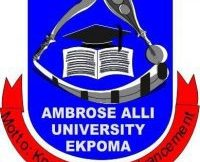 Ambrose Alli University Address